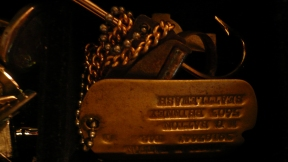 James Hatton - Dog Tags WWII